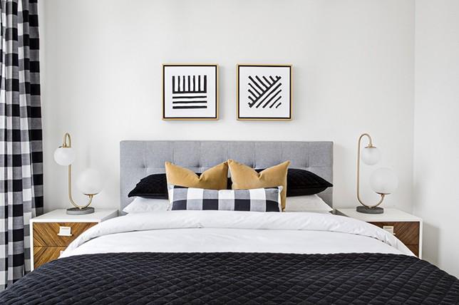 Modern Scandinavian Interior Design Bedroom Home Design Ideas