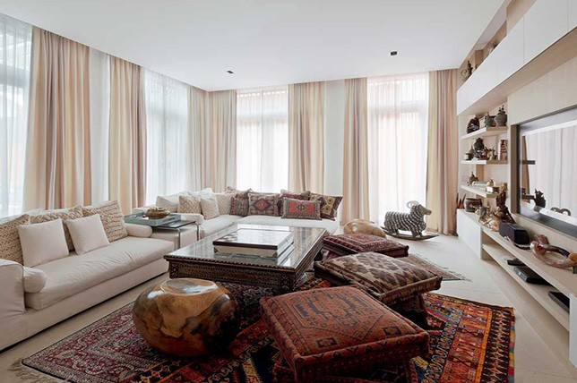 bohemian living room style how to design a layout what it means and get the look interior textiles