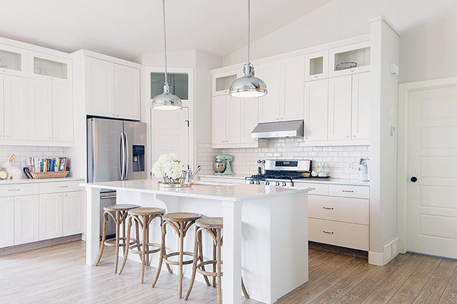 photos of kitchens best value kitchen cabinets renovation trends 2019 32 decor aid all white