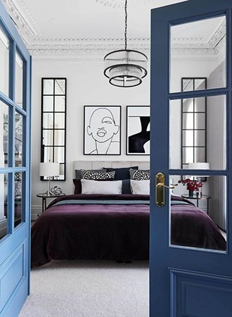 Best Bedroom Colors  Doors