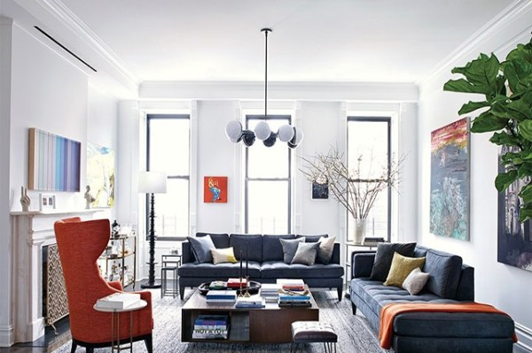 living room design trend 2019 Living Room Interior Design Trends 2019 | The Top 15 | Décor Aid