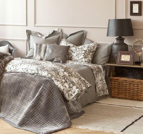 Ropa de cama de Zara Home OtooInvierno 20142015  Decoracin