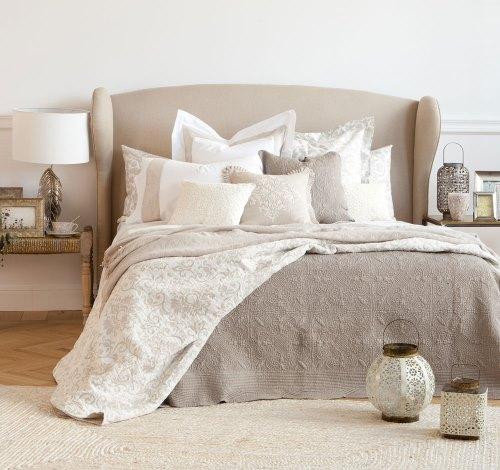 Ropa de cama de Zara Home OtooInvierno 20142015