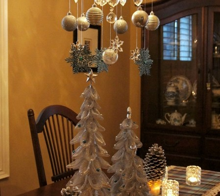 Dining Room of Christmas Past