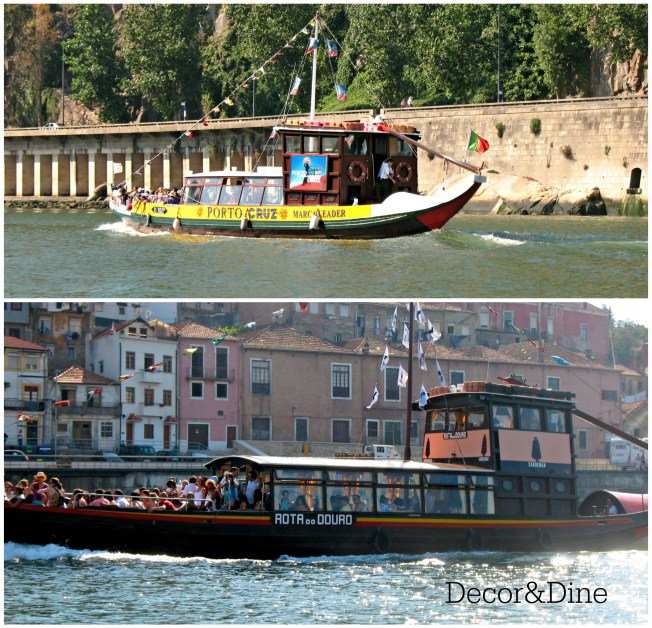 Boat Tours on the Douro