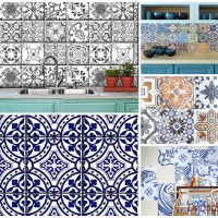 Portugal Inspired Tile Stickers