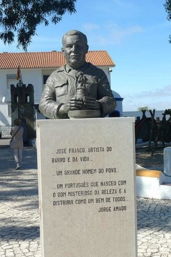 bust of jose franco