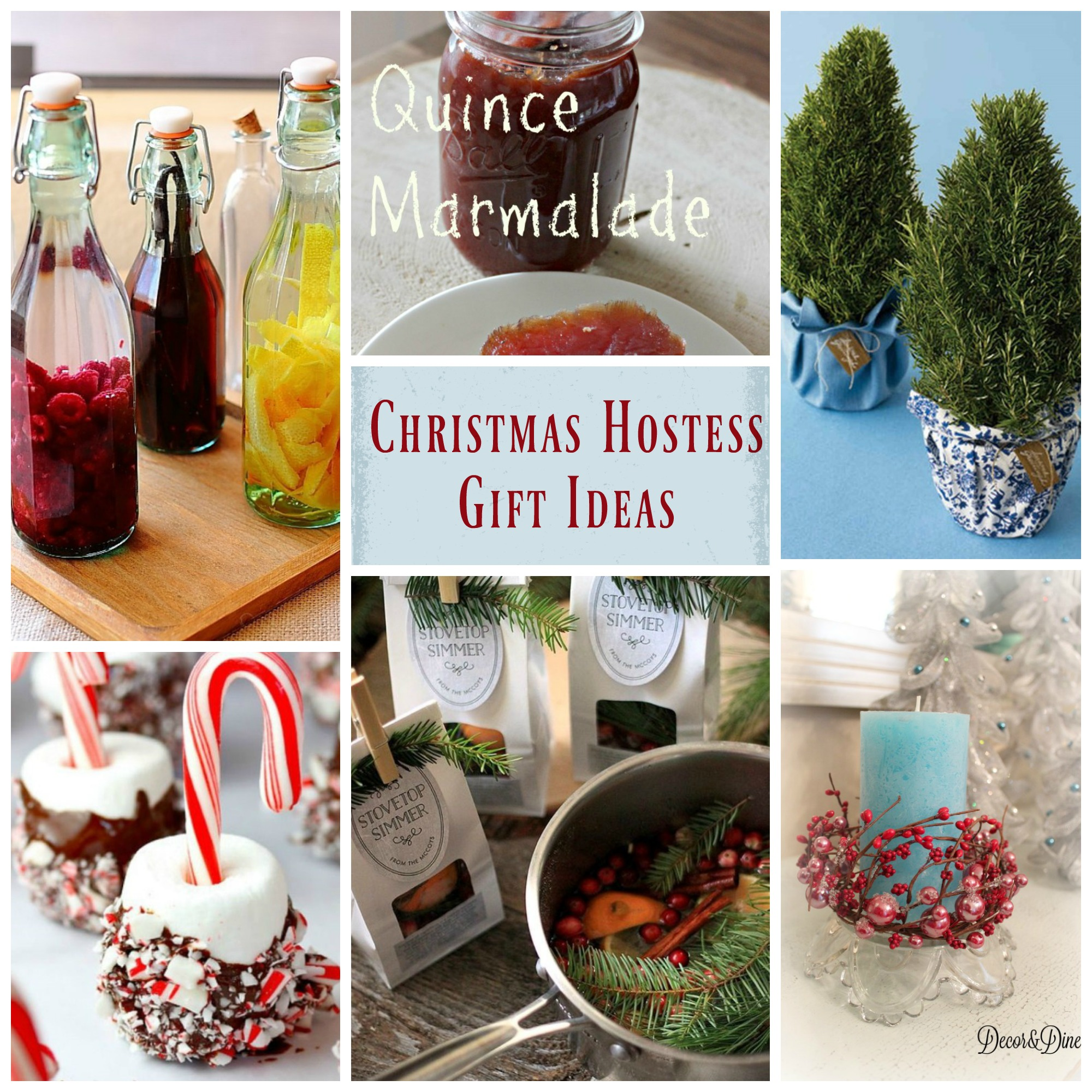 Christmas Hostess Gift Ideas Decor And Dine
