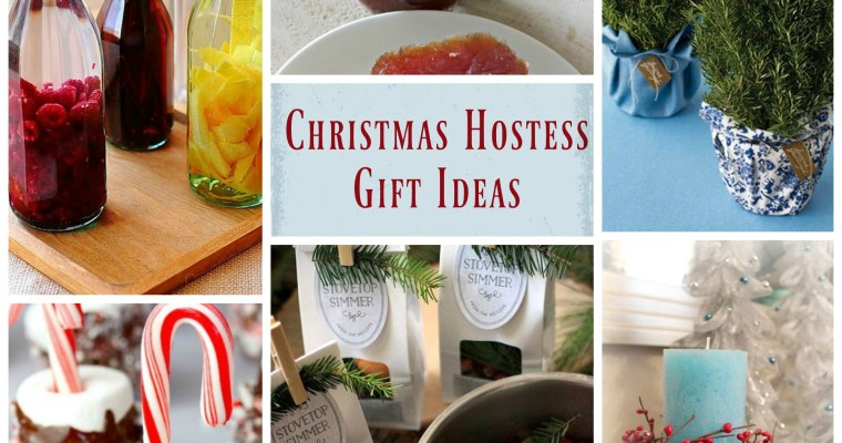 Christmas Hostess Gift Ideas