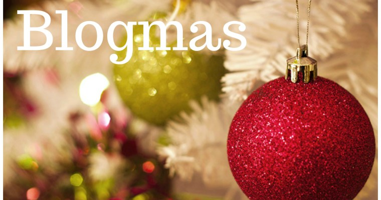 What is Blogmas ?