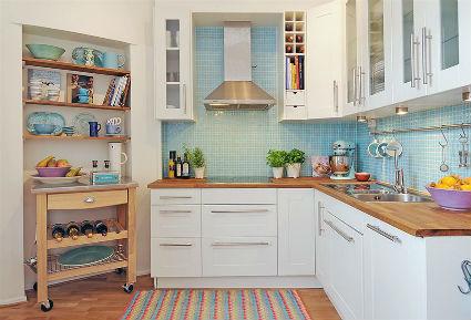Ideas sencillas para decorar la cocina - Decorando el Hogar