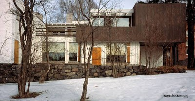 Casa Moderna nórdica