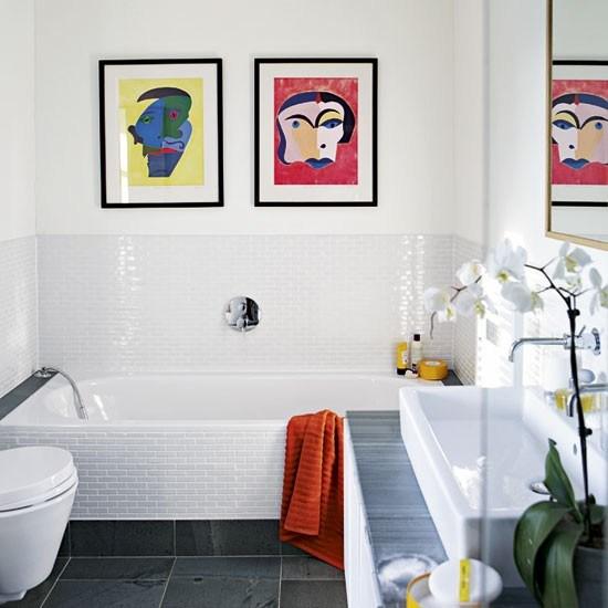 Decorando Baños: 10 BAÑOS QUE INVITAN AL RELAX