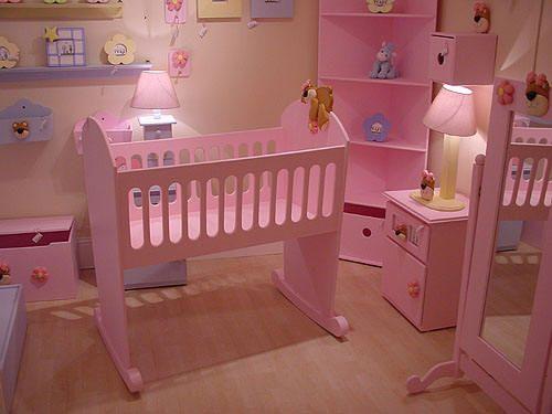 como elegir el color para el cuarto del bebe