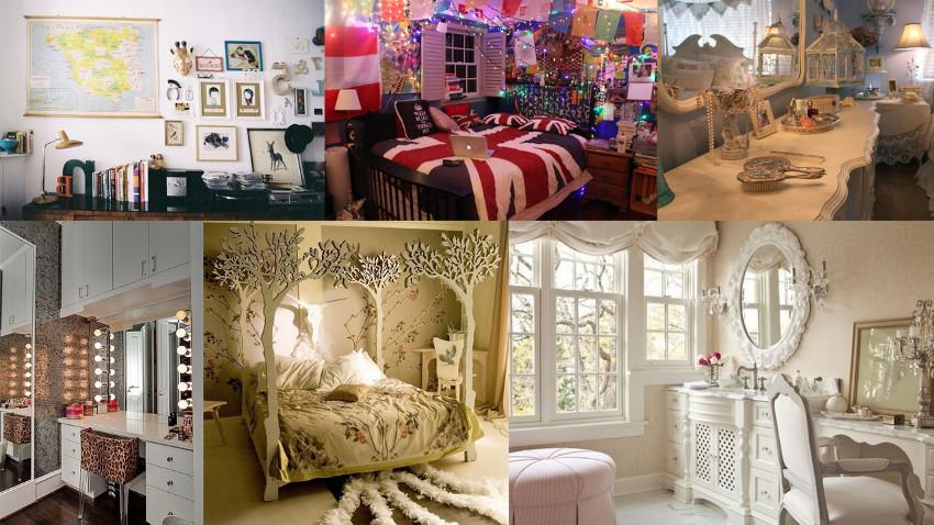 Decoração vintage para quarto – Como decorar com estilo!