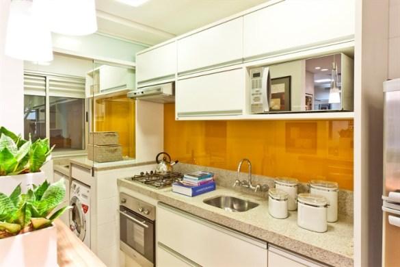 Cozinha de apartamento Como decorar