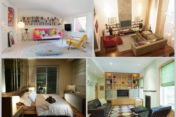 Decoração para apartamentos grandes Dicas de profissional