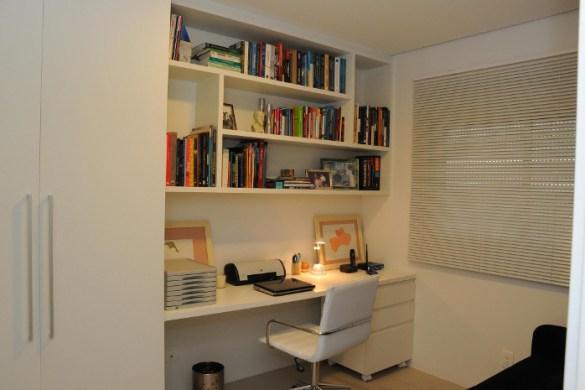 Escritório pequeno Como decorar