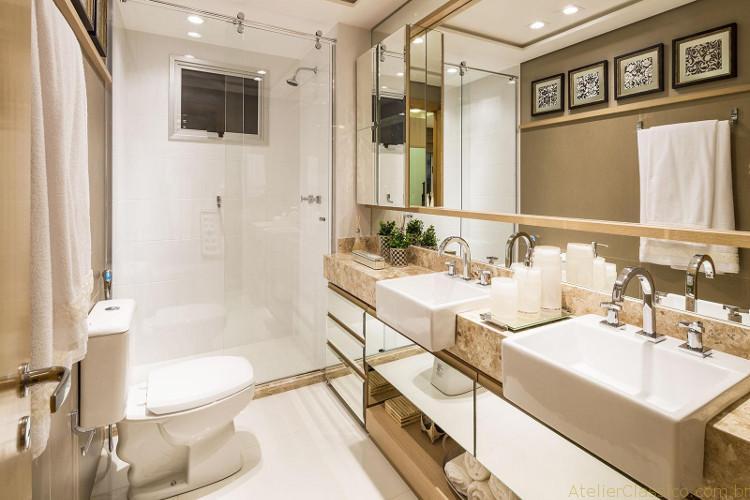 Decoração para banheiro moderno Dicas de profissional