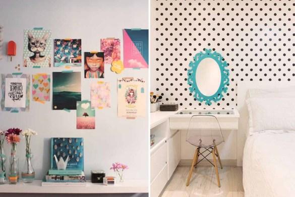 Decoração vintage para quarto Como fazer dicas de decoração como decorar aprenda decorar