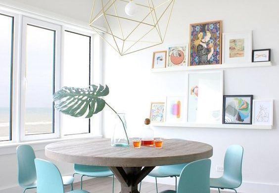 cadeiras para a sala de jantar