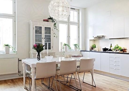 cristaleiras para a sala de jantar