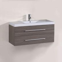 In. Wall Mount Bathroom Vanity Dk-t5167a