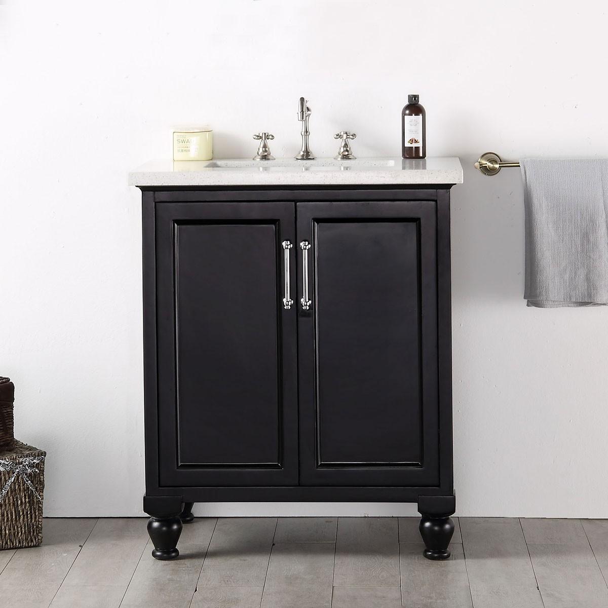 30 In Freestanding Bathroom Vanity DK6530E