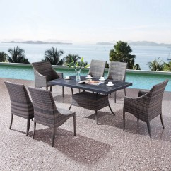 2 Chairs And Table Rattan Swing Chair Sale Pe 7 Pieces Dining Set 1 4