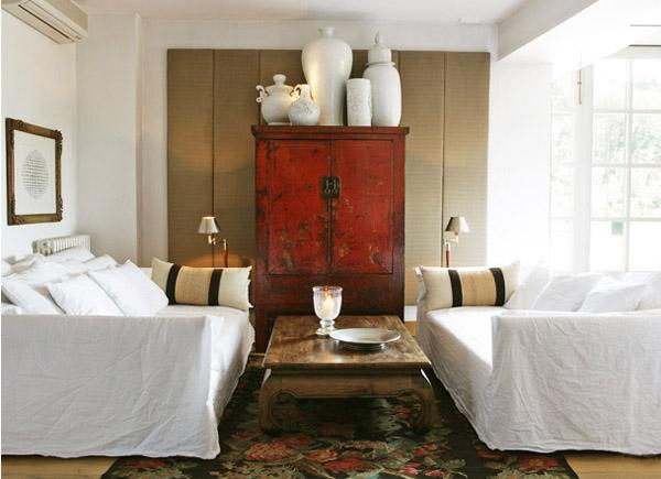 Muebles orientales  Decorarnet