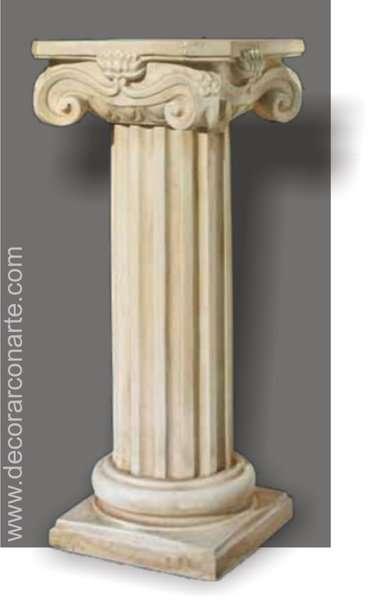 Columna peana jnica H 82cm  Decorar con Arte