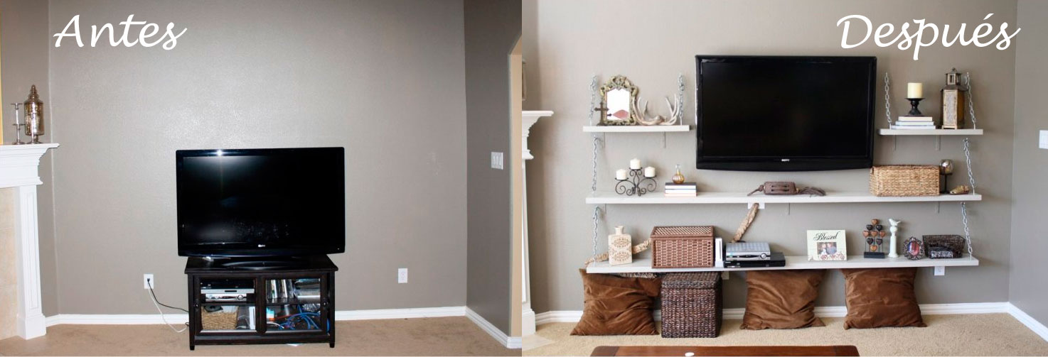Mueble Para Tv Ripley - Ideas de diseño para el hogar, color