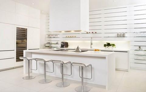 Barras de cocina ideas para inspirarte  Decorar Hogar