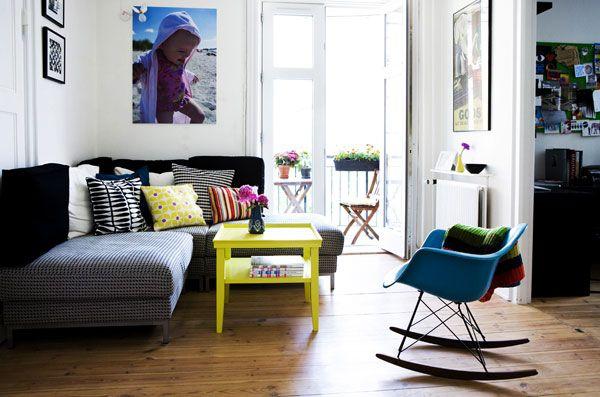 Decoracin de pisos pequeos con ideas fotos y trucos  Decorar Hogar
