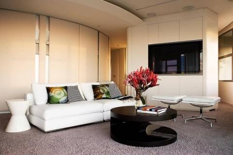 Cmo decorar un loft de estilo retro  Decorar Hogar