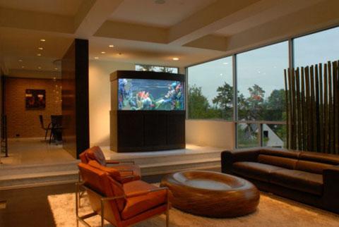 decor ideas for living room color with hardwood floors 11 para poner un acuario - decorar hogar