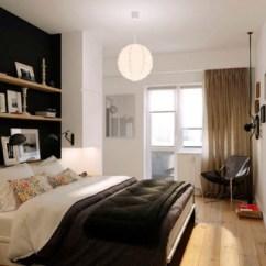 Country Kitchen Decor Ideas For Walls Pequeño Apartamento Decorado En Blanco Y Negro - Decorar Hogar