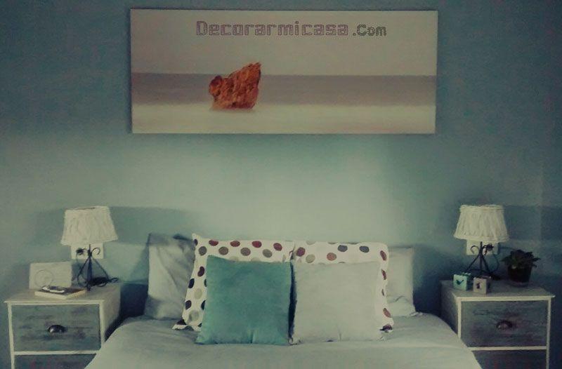 Un dormitorio relajante