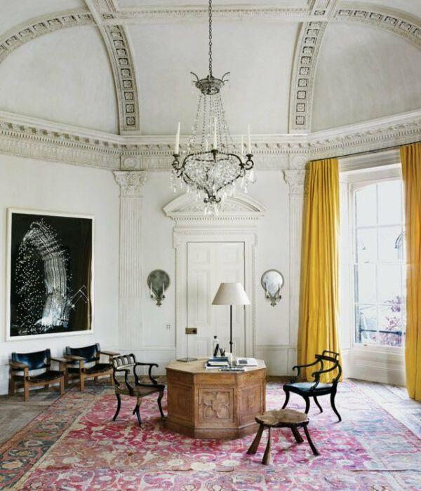 Una casa romántica en Londres