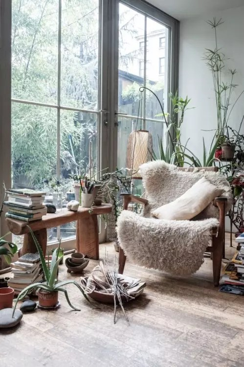 Inspiración para crear un rincón relajante