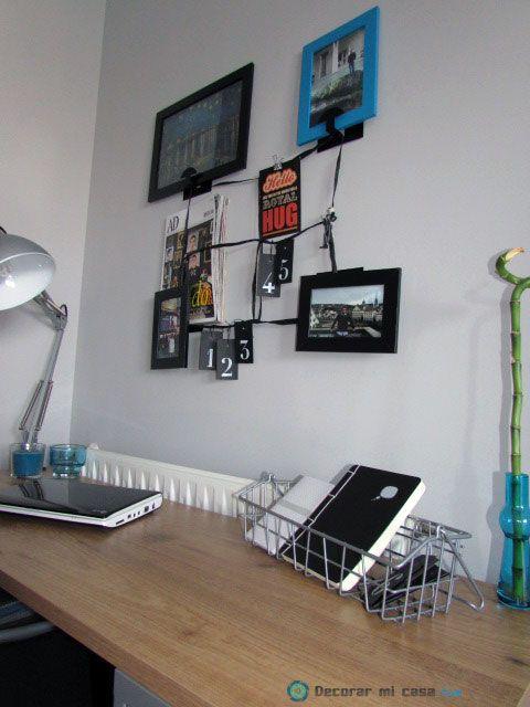 Punto de luz de escritorio