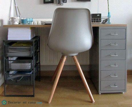 La silla perfecta para el escritorio