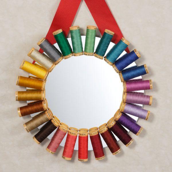 Cinco DIY para espejos