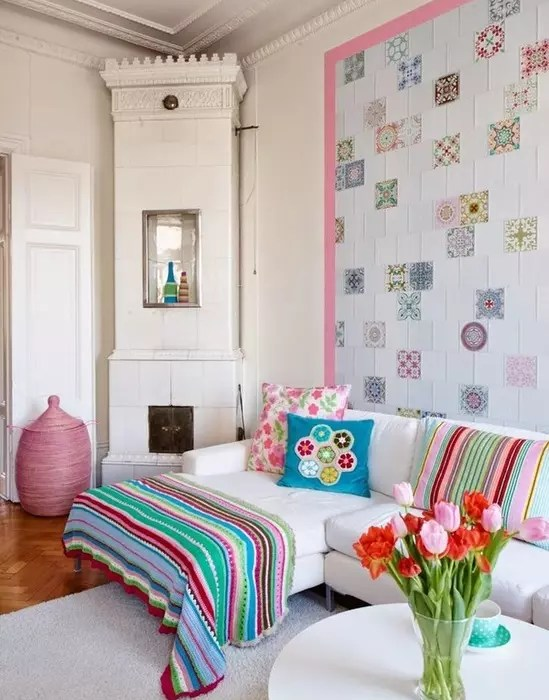 Decorar tu casa con crochet