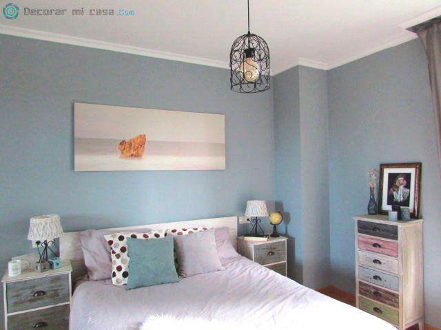 Decorar las paredes con fotografías