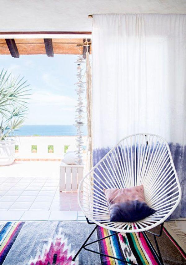 Rincón con silla Acapulco