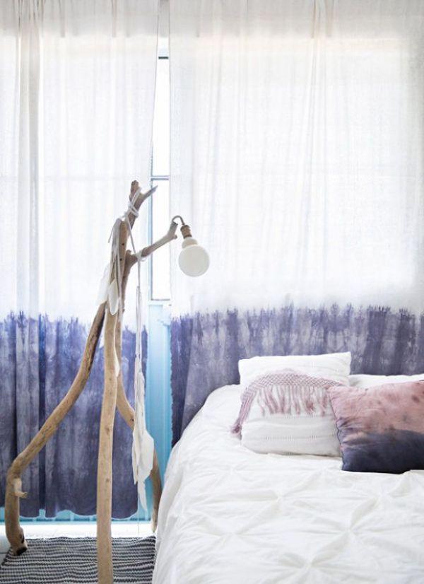 Lámpara de pie handmade