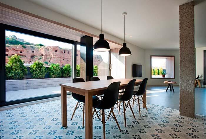 Decoración de un apartamento con vistas en La Rioja