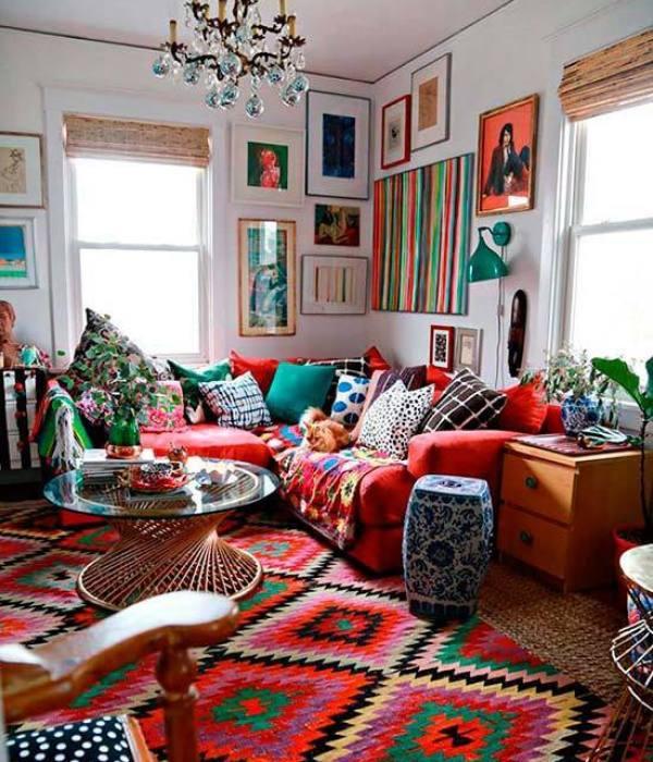 La casa de los muebles tuneados