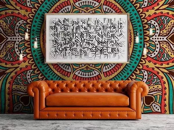 Pintura mural en tus paredes: la magia de Mousaic
